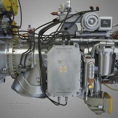 Pratt & Whitney PW150 Turbo-Prop Engine Q400