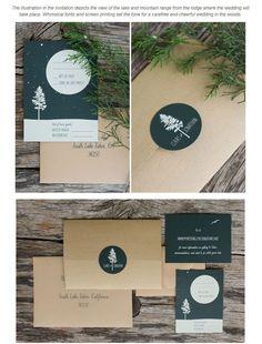 結婚式招待状のオリジナルデザイン参考写真集 | Weddingcard.jp