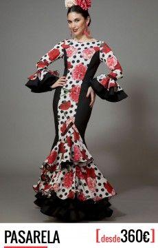 Inspiración 2016 - Mi traje de flamenca