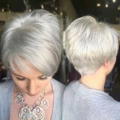 12 angesagte Kurzhaarfrisuren für Frauen, die stolz auf ihre wilde Mähne sind! - Neue Frisur