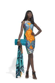 Love this Vlisco dress!