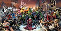 Cinque fantastici gruppi di supereroi della DC Comics