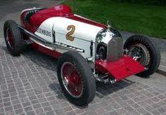 1932 Duesenburg Indy 500 car