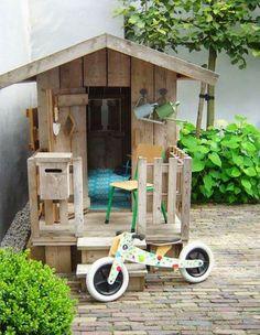20+ kreative und inspirierende DIY Bastelideen mit Holzpaletten für den Garten!