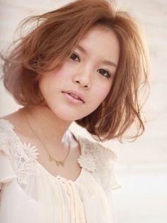 Popular Japanese Hair style