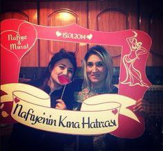 Kına gecesi çercevelermiz :) #kinagecesi #bekarligaveda #ask #kına #henna #hepsicicibici