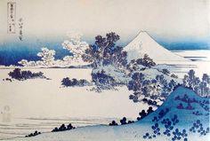 Hokusai - Mont Fuji