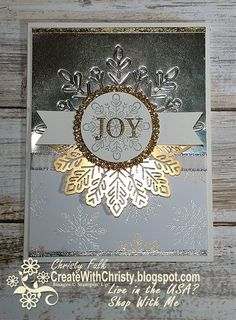 Christy Fulk, Stampin' Up! Demonstrator - Sharing my love of stamping