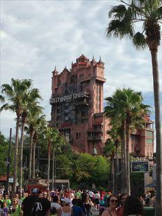 Hollywood Tower of Terror, Orlando Florida