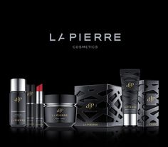 Reynolds & Reyner - LaPierre PACKAGING DESIGN World Packaging Design… Cosmetic Logo, Cosmetic Companies, Cosmetic Packaging, Black Packaging, Luxury Packaging, Label Design, Branding Design, Package Design, Packaging World