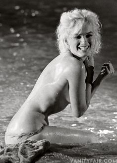 Photos: The Lost Marilyn Nudes—Outtakes from Her Last On-Set Photo Shoot | Hollywood | Vanity Fair