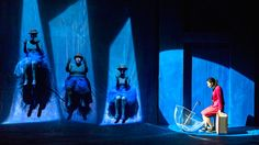 how to stage eurydice without a set - Google Search
