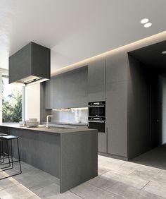 Wandpaneele für Küche -küchenspiegel-modern-schwarz-weiss-edel-glas ...