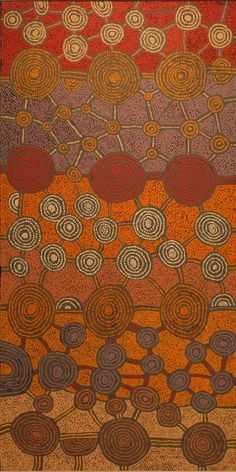Studio and Garden: Sacred Landscapes: Australian Aboriginal Paintings at the Hood Museum