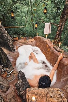 How Can You Achieve a More Eco-Friendly Bathroom? Places To Travel, Places To Go, Bohemian Bedroom Design, Design Bedroom, Dream Bath, Relaxing Bath, Travel Aesthetic, Dream Rooms, Dream Vacations