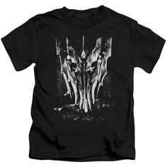 Lord of the Rings : Big Sauron Head Juvy T-Shirt