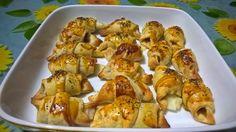 Da quando ho scoperto questa ricetta la faccio spesso: i croissant sono veloci da preparare, sfizio...