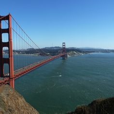 The famous one. Golden Gate Bridge, Travel, Trips, Viajes, Traveling, Tourism, Outdoor Travel, Vacations