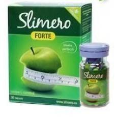 Slimero Forte pentru slabit este un supliment alimentar cu actiune simultana in 3 planuri pentru o scadere eficienta in greutate