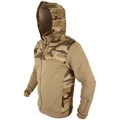 TD-Elite Hoodie Gen II Camo - Jackets - Apparel - Tactical Distributors- Tactical Gear