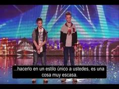 Maravillosos!!!! Britain's Got Talent 2014 | Bars & Melody | Sub Español Anti-Bullying