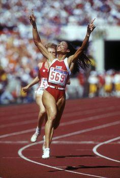 1988 Seoul Olympics Griffith-Joyner