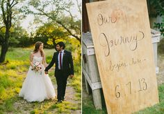 Texas Ranch wedding | photo by Amber Vickery Photography | 100 Layer Cake