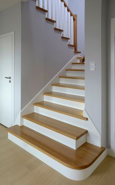 Ideas - Treppengeländer-Ideen -Stairway Railing Ideas - Treppengeländer-Ideen - under stairs washroom ideas under stairs washroom ideas How to Connect a Portable Generator to a Home? Stairway Railing Ideas, Staircase Railing Design, Outdoor Stair Railing, Staircase Makeover, Modern Staircase, Banister Ideas, Staircase Pictures, Staircase Decoration, Wooden Staircases