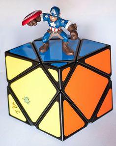 Solución Rubik: Squished Skewb vs Skewb Video Tutorial [Español]