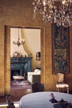 Postcard From Nacho: Inside Milan's Extraordinary Villa Necchi Campiglio