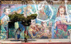 Boyle Heights Mural