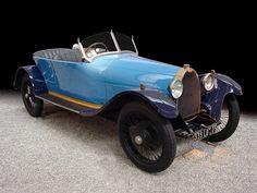 1925 Bugatti Type 30 Torpedo