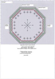 Patroon Annie 0039a flexigrid diagonaal fijn