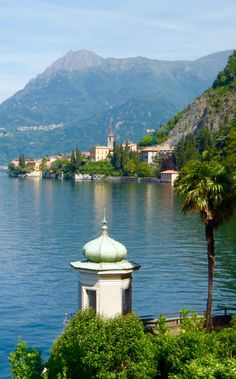 The beautiful town of Varenna in Lake Como! A perfect spot on any honeymoon.