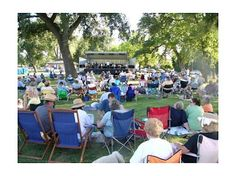 2012 Stockton Summer Bucket List: See an Outdoor Concert....Concerts in Victory Park #stocktonsummer
