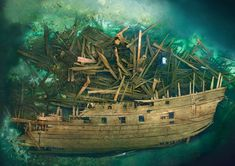 It was the largest and fiercest warship in the world, named the Mars for the Roman god of war, but it went up in a ball of flames in a brutal naval battle in 1564, consigning 800 to 900 Swedish and German sailors and a fortune in gold and silver coins to the bottom of the Baltic Sea.