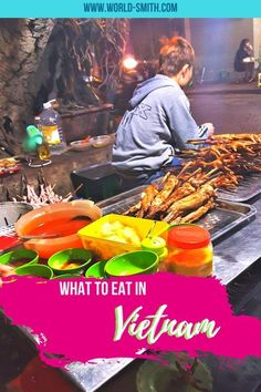What to Eat in Vietnam | Vietnam travel tips | Vietnamese food
