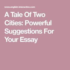 tale of two cities characters tale of two cities by charles  a tale of two cities powerful suggestions for your essay