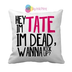 american horror story5 (2) Throw Pillows, Pillow Covers, Pillow Cases, Decorative Throw Pillows, Decorative Pillows ( 1 or 2 Side Print With Size 16, 18, 20, 26, 30, 36 inch )