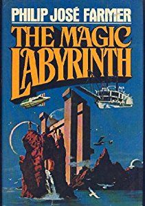The Magic Labyrinth (By Philip José Farmer)At the end of The Fabulous Riverboat, Sam Clemens finally set out in the great iron riverboat Not for Hire to reach the headwaters of the massive river on whose shores humanity has been resurrected....