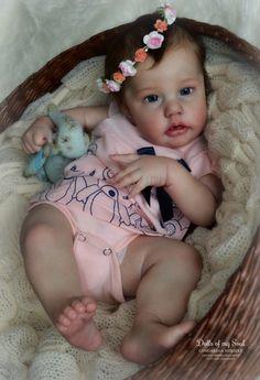 ~Realistic baby Prototype Penny by Natali Blick ~ iiora ~ PRA * ISE ~