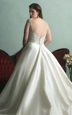 Allure W344 by Allure Bridals