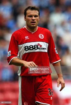 Mark Viduka Middlesbrough Middlesbrough Fc, Wigan Athletic, Football Players, Soccer, England, Pictures, Photos, Soccer Players, Futbol