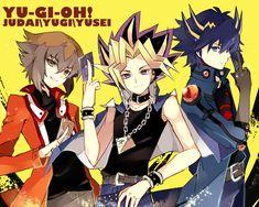 Tags: Fanart, Yu-Gi-Oh!, Yami Yugi, Yu-Gi-Oh 5Ds, Pixiv, Yu-Gi-Oh! GX, Yusei Fudo, Juudai Yuuki, Studio Gallop, Yu-Gi-Oh! Duel Monsters
