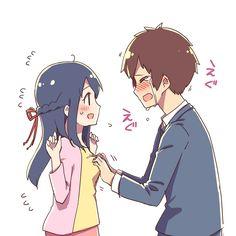 Taki and Mitsuha