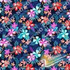 FL059 digital printed fabric, fancy custom print fabric