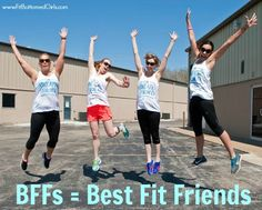 Everything is more fun with friends --- and we want to hear your BFF (best fit friend) stories!