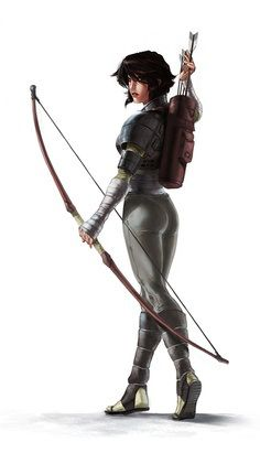 half elf two weapon - Google Search