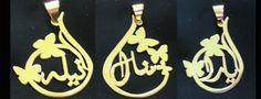 & Kişisel Adınıza takı ve Hbaepk 2010 isimleri ve Garnet Pendant, Jewelry Making Tutorials