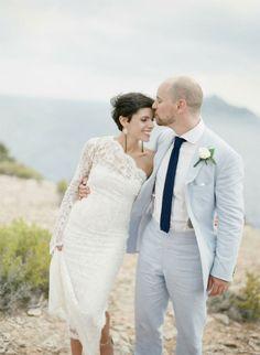 The Most Graceful and Gorgeous Lace Sleeve Wedding Dresses ชุดเจ้าสาว แขนยาว,แนะนำแบบ ชุดวิวาห์